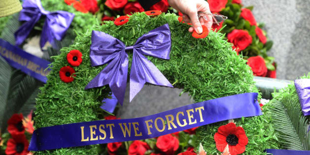 Remembrance Day Quotes Words To Honour Veterans Huffpost Canada