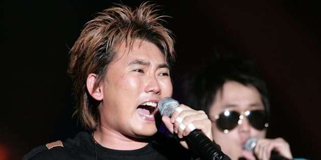 Lee Seung-Chul during Lee Seung-Chul 20th Anniversary Concert in Seoul City at Sangam Dong in Seoul, South, South Korea. (Photo by Han Myung-Gu/WireImage)