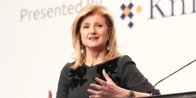 Arianna Huffington On Why Every Human Needs Downtime