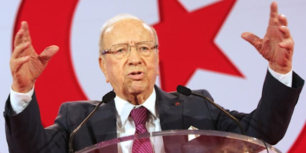 Image result for president beji caid essebsi