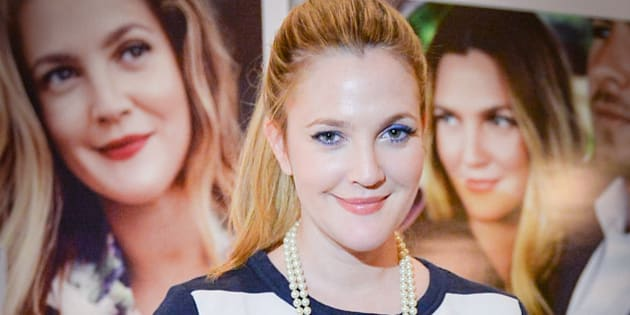 TORONTO, ON - NOVEMBER 12:  Actress Drew Barrymore launches Flower - Love The Way You Look at the Thompson Hotel on November 12, 2014 in Toronto, Canada.  (Photo by George Pimentel/WireImage)