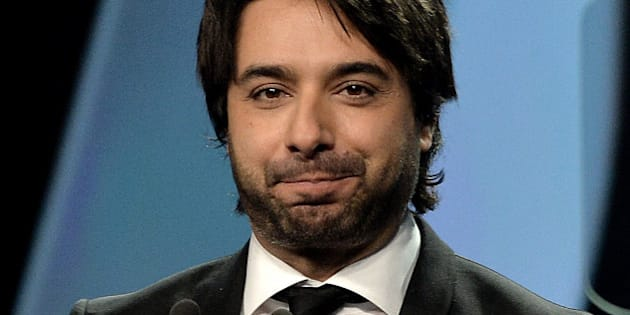 WINNIPEG, MB - MARCH 29:  Jian Ghomeshi the host of the Juno Awards Gala on March 29, 2014 in Winnipeg, Canada.  (Photo by Jag Gundu/Getty Images)