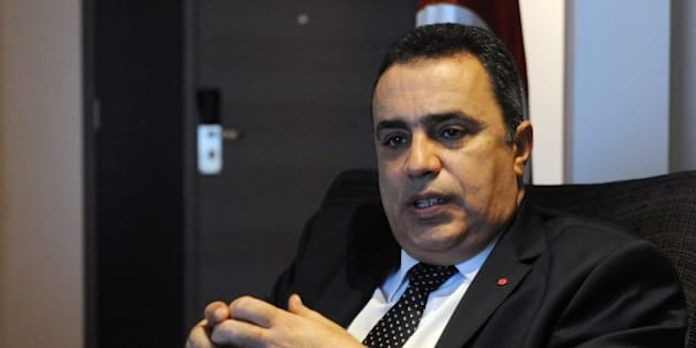 Tunisian Prime Minister Mehdi Jomaa speaks during an interview with AFP at a hotel in Dakar on November 28, 2014 ahead of the 15th Summit of French-speaking countries (Sommet de la Francophonie). AFP PHOTO/SEYLLOU        (Photo credit should read SEYLLOU/AFP/Getty Images)