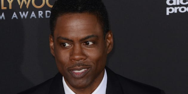 HOLLYWOOD, CA - NOVEMBER 14:  Chris Rock arrives at the 18th Annual Hollywood Film Awards at The Palladium on November 14, 2014 in Hollywood, California.  (Photo by C Flanigan/Getty Images)