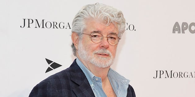 NEW YORK, NY - JUNE 10:  George Lucas  attends the Apollo Spring Gala and 80th Anniversary Celebration at The Apollo Theater on June 10, 2014 in New York City.  (Photo by Shahar Azran/WireImage)