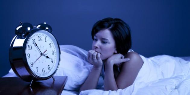 Se coucher tard pourrait entraîner plus de pensées négatives et d'anxiété que d'aller au lit tôt