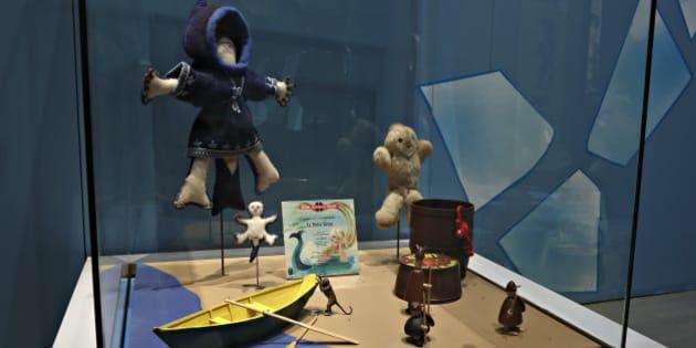 Musée McCord : naviguez avec vos enfants sur «L'île aux jouets» (PHOTOS)