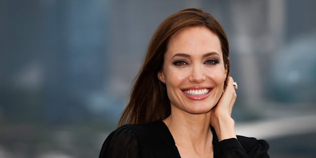 SHANGHAI, CHINA - JUNE 03:  (CHINA OUT) Actress Angelina Jolie attends 'Maleficent' photocall at The Bund on June 3, 2014 in Shanghai, China.  (Photo by ChinaFotoPress/ChinaFotoPress via Getty Images)