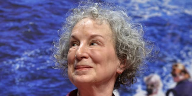 VINCENNES, FRANCE - SEPTEMBER 13; Canadian writer Margaret Atwood attends the book fair America on September 13, 2014 in Vincennes, France. (Photo by Ulf Andersen/Getty Images)