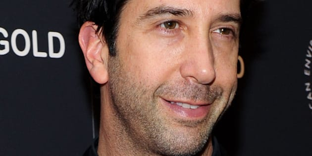 NEW YORK, NY - NOVEMBER 12:  Actor David Schwimmer attends a special screening of 'White Gold' at Museum of Modern Art on November 12, 2013 in New York City.  (Photo by Rommel Demano/Getty Images)