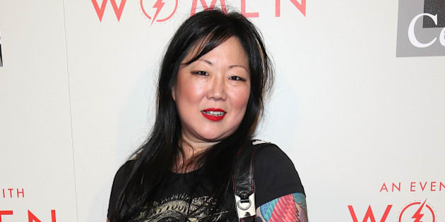 BEVERLY HILLS, CA - MAY 10:  Actress Margaret Cho attends The L.A. Gay & Lesbian Center's 2014 An Evening With Women (AEWW) at The Beverly Hilton Hotel on May 10, 2014 in Beverly Hills, California.  (Photo by Imeh Akpanudosen/Getty Images)