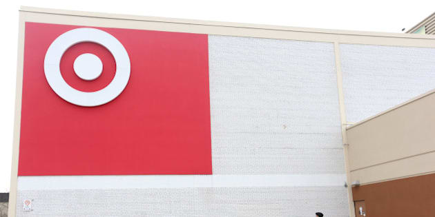 TORONTO, ON - NOVEMBER 19  -  Exterior pictures of Target store in Cloverdale Mall    in Toronto on  November 19, 2014        (Vince Talotta/Toronto Star via Getty Images)