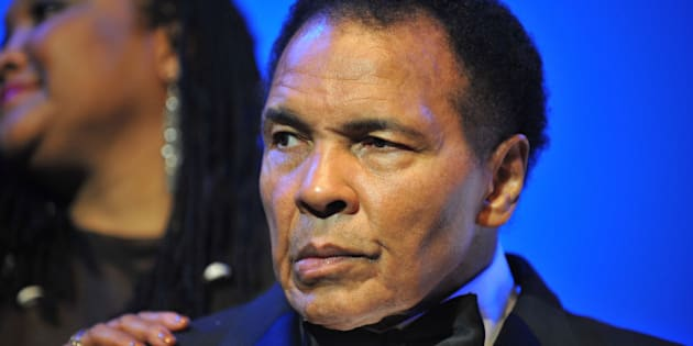 ANAHEIM, CA - SEPTEMBER 11:  Former Boxer Mohammad Ali attends the 4th Annual Life Changing Lives Gala Honoring Muhammad Ali at City National Grove of Anaheim on September 11, 2011 in Anaheim, California.  (Photo by Allen Berezovsky/FilmMagic)