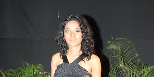 MUMBAI, INDIA �  MARCH 10: Tanishtha Chatterjee at the premiere of the film Alice In Wonderland in Mumbai on March 10, 2010. (Photo by Yogen Shah/India Today Group/Getty Images)
