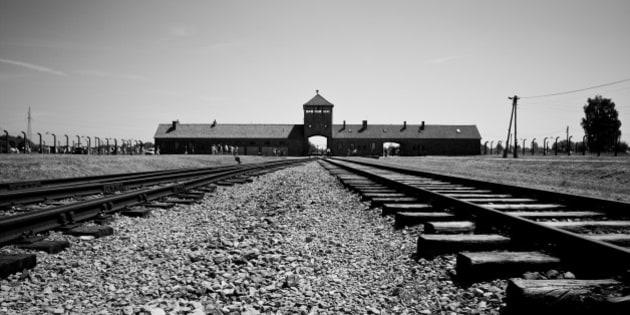Risultati immagini per treno auschwitz