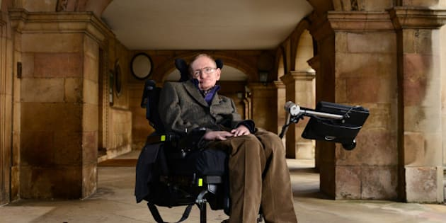 Stephen Hawking, GETTY IMAGES