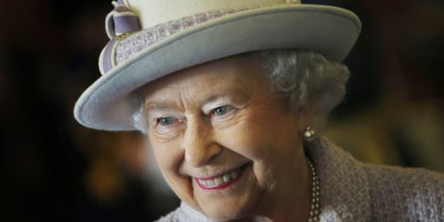 File photo dated 20/11/14 of Queen Elizabeth II as the leader of the Green Party has suggested the Queen could move into a council house, as a result of Natalie Bennett's plans to abolish the monarchy.
