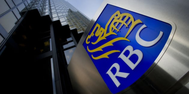 Royal Bank of Canada (RBC) signage is displayed at the Royal Bank Plaza in Toronto, Ontario, Canada, on Thursday, Dec. 18, 2014. Royal Bank of Canada Chief Executive Officer David McKay said U.S. moves to normalize relations with Cuba present an opportunity for the lender to return to the Caribbean nation. Photographer: Kevin Van Paassen/Bloomberg via Getty Images