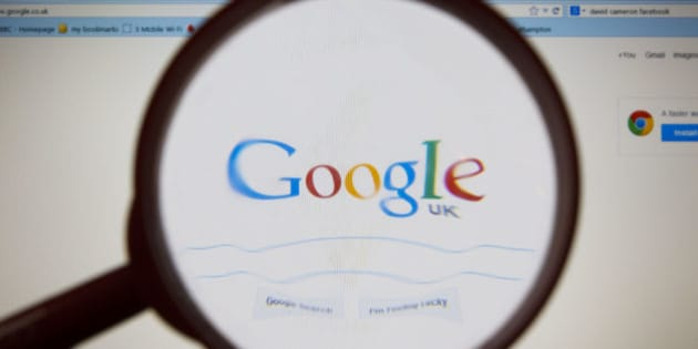File photo dated 10/12/13 of the Google logo. The World Cup in Brazil, Ebola and the iPhone 6 where the biggest trends and news stories UK users searched for on Google in 2014.
