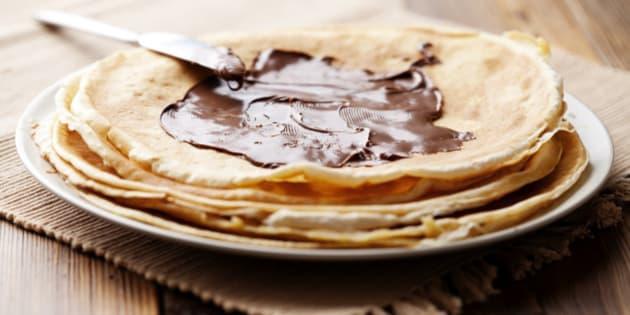 Recettes De Crepes Sans œufs Lait Farine Ou Gluten Pour La