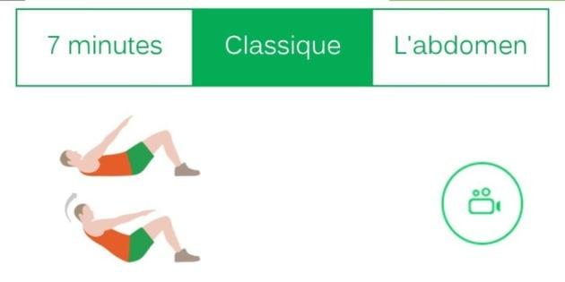 Entrainement J Ai Essaye De Faire 7 Minutes De Sport Pendant 6
