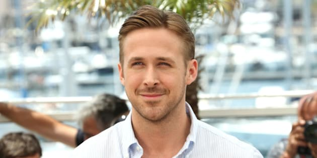 Actor Ryan Gosling during a photo call for Lost River at the 67th international film festival, Cannes, southern France, Tuesday, May 20, 2014. (Photo by Joel Ryan/Invision/AP)