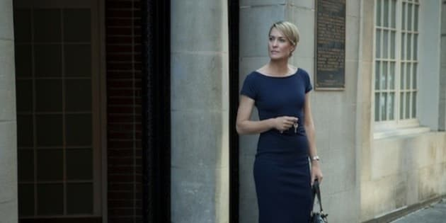 How To Get Claire Underwood S House Of Cards Style Without