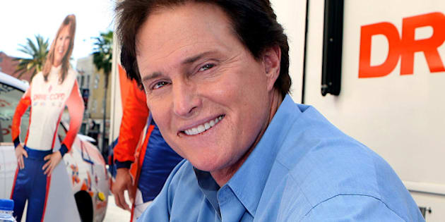 "FILE - This Feb. 16, 2010 file photo originally released by www.Drive4COPD.com shows 1976 Olympic gold medalist Bruce Jenner during an event to raise awareness about the risks of chronic obstructive pulmonary disease (COPD) at the DRIVE4COPD ""Race for the Missing Millions"" pit stop in Los Angeles. ""Keeping Up With the Kardashians"" family patriarch Bruce Jenner, the 1976 decathlon gold medalist, will head to London to be part of the E! team there later this month. E! became one of NBC Universal's stable of networks a year and a half ago. The company is building a studio for E! so celebrities and athletes can stop by for interviews. Its coverage, anchored by Giuliana Rancic, will be featured on E!'s entertainment newscasts, which run weeknights at 7 p.m. and 11:30 p.m.   (AP Photo/www.Drive4COPD, Casey Rodgers, file)"