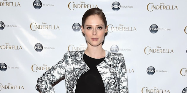 NEW YORK, NY - FEBRUARY 26:  Model Coco Rocha attends the 'Cinderella' New York Special Screening at Tribeca Grand Hotel on February 26, 2015 in New York City.  (Photo by Gary Gershoff/WireImage)