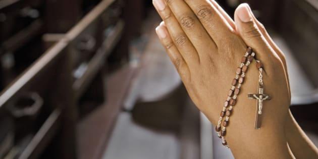 Christian, Catholic, Chapel, Prayer Service