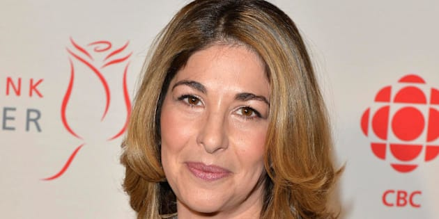 TORONTO, ON - NOVEMBER 10:  Author Naomi Klein attends the 21st Annual Scotiabank Giller Prize on November 10, 2014 in Toronto, Canada.  (Photo by George Pimentel/WireImage)