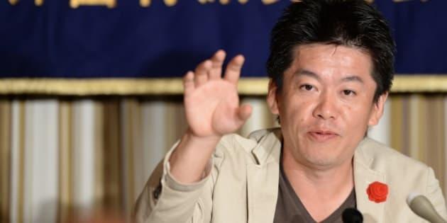 「未来なんてわからない。目先のことに熱中しろ」堀江貴文さんが卒業生に贈ったメッセージ