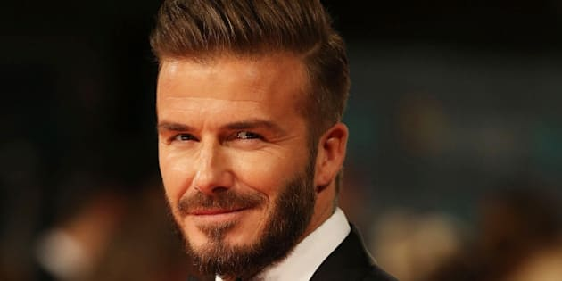 LONDON, ENGLAND - FEBRUARY 08:  David Beckham attends the EE British Academy Film Awards at The Royal Opera House on February 8, 2015 in London, England.  (Photo by Danny Martindale/WireImage)