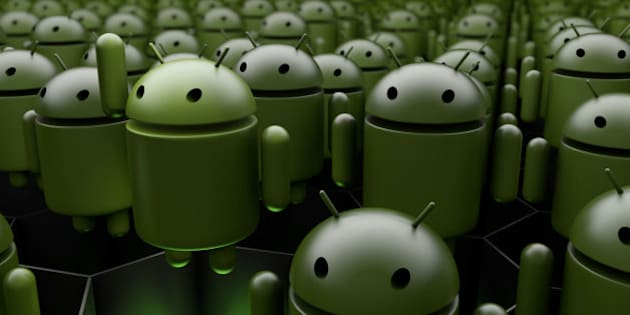 Android 3 teaser
