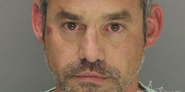This Friday, Oct. 17, 2014, booking photo provided by Ada County Sheriff shows actor Nicholas Brendon, of Sherman Oaks, Calif., after he was arrested in Boise, Idaho. Brendon has been charged with two misdemeanors, including malicious injury to property and resisting or obstructing officers. (AP Photo/Ada County Sheriff)