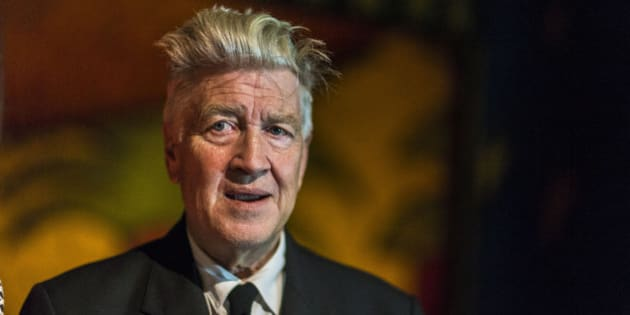 BRISBANE, AUSTRALIA - MARCH 13:  Artist David Lynch at the opening of his exhibition: Between Two Worlds at Gallery of Modern Art (GOMA) on March 13, 2015 in Brisbane, Australia. Lynch is the director of such movies as 'The Elephant Man', 'Blue Velvet', 'Mulholland Drive' and the TV series 'Twin Peaks.'  (Photo by Glenn Hunt/Getty Images)
