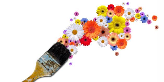 painting metaphor