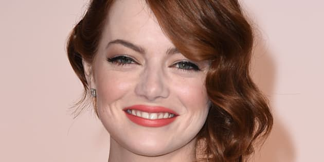 HOLLYWOOD, CA - FEBRUARY 22:  Emma Stone arrives at the 87th Annual Academy Awards at Hollywood & Highland Center on February 22, 2015 in Hollywood, California.  (Photo by Steve Granitz/WireImage)