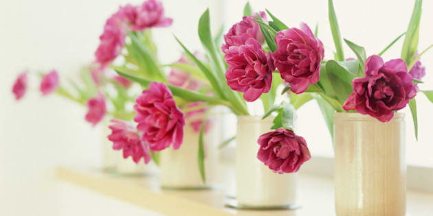 5 Reasons Why You Should Buy Someone Flowers This Spring
