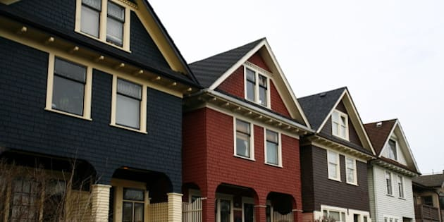 Most of the houses in our neighbourhood look like this.