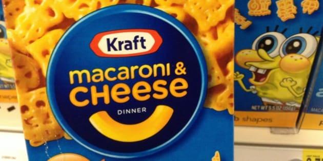 Kraft Macaroni and Cheese, Mac & Cheese, Kraft Dinner, Target,