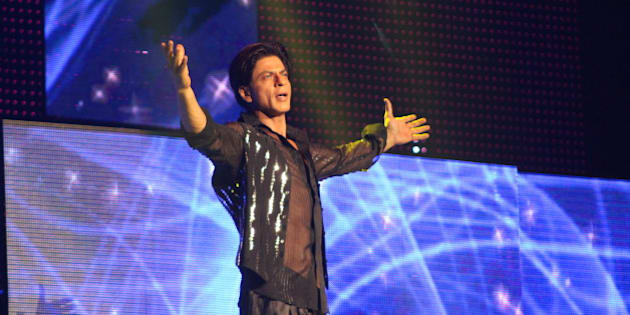 Shah Rukh Khan | SLAM The Tour - 20 September 2014 - IZOD Center, East Rutherford, New Jersey. Photo by James C. Dooley