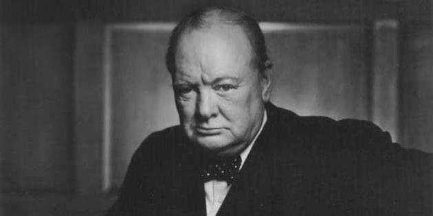 """Another example for the Score Me influences and favorites thread - Karsh was one of the best portratists of the 1940's and 1950's - This image of Winston Churchill is considered one of his best works.  Accoriding to legend Karsh accomplished this expression by taking away Winston's cigar and even now some 60 years on the glowering expression comes thundering through the portrait - I have a large scale copy of this which makes this even more apparent and the image is mesmerising.  Karsh was determined to not capture the sort of portraits so common of facsist leaders but instead something of the human side of his subjects - the fascist portraits were always perfectly posed power statements whilst this image, still undeniably echoing power as Churchill can is a softer look at a man carryint the weight of  world on his serious shoulders.  You have probably seen other images by Karsh and not realised it - his images of Audrey Hepburn and Albert Einstein remain among his most famous and his 1968 image of John F Kennedy posed with hands in prayer has been seen by generations of americans.  More exmaples of Karsh here : <a href=""""http://academic.algonquincollege.com/staff/hurdleg/images/karsh/"""">academic.algonquincollege.com/staff/hurdleg/images/karsh/</a>  Bio Here : <a href=""""http://en.wikipedia.org/wiki/Yousef_Karsh"""">en.wikipedia.org/wiki/Yousef_Karsh</a>  Its worth noting that this is one of the images that first hooked me on photography, its up there with Henri Cartier Bressons """"place de Europe"""" as one of my top 10 favorite images of all time"""