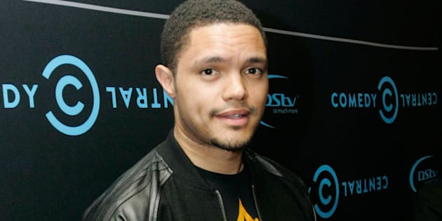 JOHANNESBURG, SOUTH AFRICA - SEPTEMBER 11: Trevor Noah attends  the Comedy Central Roast of Steve Hofmeyer at the Lyric Theatre, Gold Reef City on September 11, 2012 in Johannesburg, South Africa.  (Photo by Dominic Barnardt/Gallo Images/Getty Images for MTV)