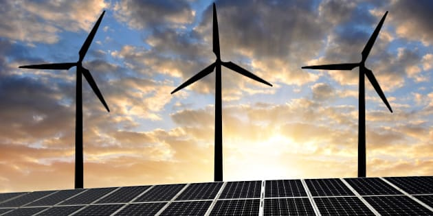 Canadian Renewable Energy Investment Up 8 Per Cent; 6th Highest In World