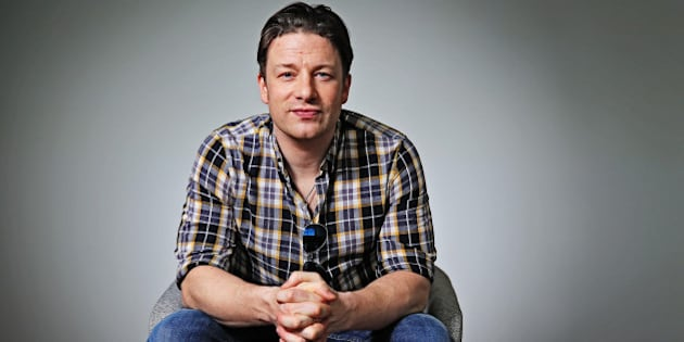 SYDNEY, AUSTRALIA - MARCH 26: (EUROPE AND AUSTRALASIA OUT)  English celebrity chef Jamie Oliver poses for a portrait at the Sydney Royal Easter Show on March 26, 2015 in Sydney, Australia. (Photo by Sam Ruttyn/Newspix/Getty Images)