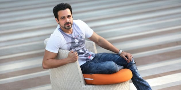 NEW DELHI, INDIA  AUGUST 16: Bollywood actor Emraan Hashmi posing for a profile shoot during an exclusive interview with HTCity-Hindustan Times during the promotion of upcoming movie Raja Natwarlal on August 16, 2014 in New Delhi, India. (Photo by Raajesh Kashyap/Hindustan Times via Getty Images)