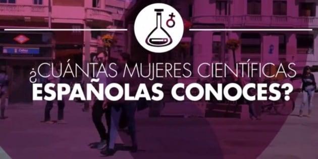 Resultado de imagen de MUJERES CIENTIFICAS ESPAÑOLAS