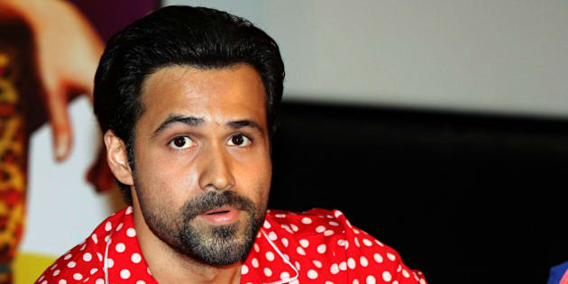 """Indian Bollywood actor Emraan Hashmi poses for a photo during the promotion of upcoming comedy Hindi film """"Ghanchakkar"""" in Mumbai on May 30, 2013. AFP PHOTO/ STR        (Photo credit should read STRDEL/AFP/Getty Images)"""