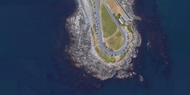 Suspected Speeders Drive $70,000 Worth Of Cars Off Victoria's Clover Point